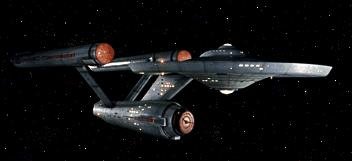 USS Enterprise NCC-1701